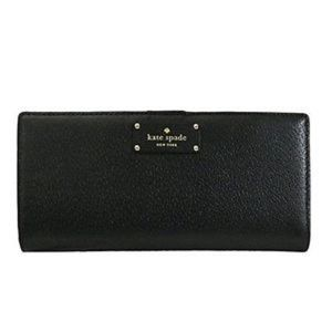 NWT Kate Spade Stacy Grove Street Leather Wallet